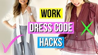 Video What to Wear to Work? 9 Modest Fashion Hacks! MP3, 3GP, MP4, WEBM, AVI, FLV Juni 2018