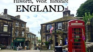 Haworth United Kingdom  City pictures : Exploring Haworth England 2016 | Travel Vlog