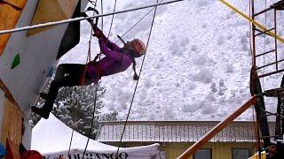 Ice-Climbing Championships