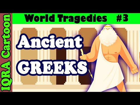 World Tragedies Ep 3: Ancient Greeks - Plague of Athens   Islamic Cartoon   Iqra Cartoon