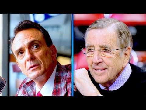 ICYMI: Brockmire vs Brent: The Musburger Feud in Its Entirety | The Rich Eisen Show