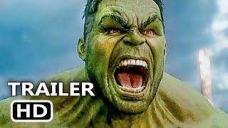 Video THOR RAGNAROK Official Trailer # 2  - Blockbuster Movie HD MP3, 3GP, MP4, WEBM, AVI, FLV Oktober 2017