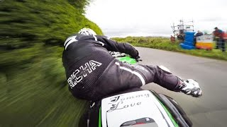 96▻ https://FB.com/96AndyFarrell 600cc ZX6R -IRISH-ROAD-RACING-☘ Cookstown Road Races, Co.Tyrone, N.Ireland 3.4 km...