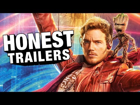 An Honest Trailer for Guardians of the Galaxy Vol