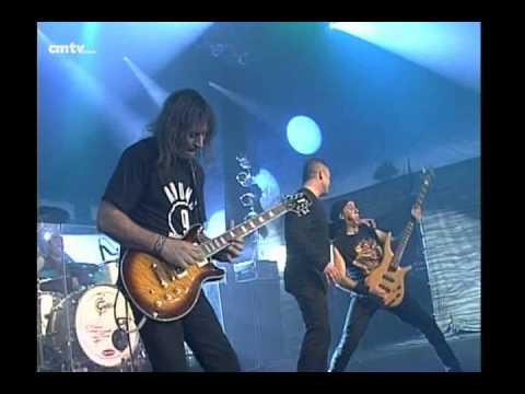 Almafuerte video Si me estás buscando - Metal Rock Festival 2008