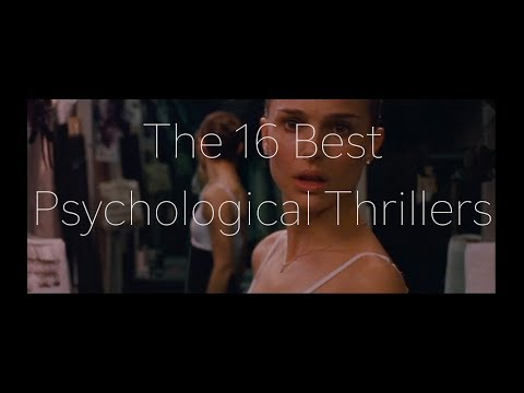 The 16 Best Psychological Thriller Films Of All-Time