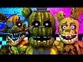 Five Nights at Freddy's Song (FNAF 3 SFM 4K)(TIFWhitney Remix)