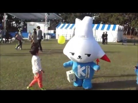 茨城県神栖市イメージキャラクター「カミスココくん」ゆるキャラ …