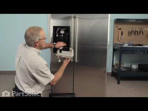 Refrigerator and Icemaker Repair – Replacing the Solenoid Assembly (GE Part# WR62X10055)
