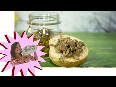 melanzane sott'olio: le conserve delle nonne!