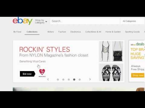 ebay Selling Tips and Tricks – Make Money Online 2014