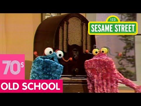"Classic Sesame Street: the Martians discover ""Radio"""