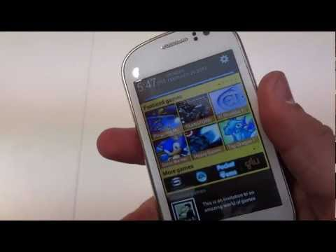 Samsung Galaxy Fame - hands-on