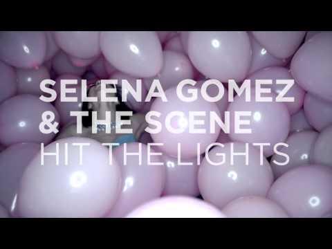 Selena Gomez  The Scene - Hit The Lights - Teaser 3