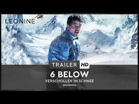 6 Below - Verschollen im Schnee - Trailer (deutsch/german; FSK 12)