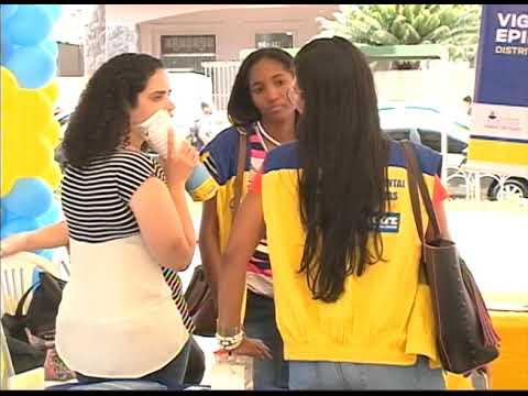 [JORNAL DA TRIBUNA] Alunos do Colégio da PM fazem ação de combate à Dengue