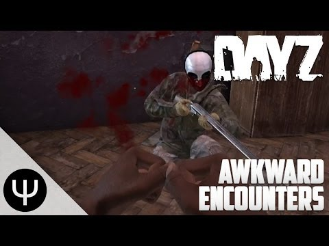 STREAM - Cheap Video Games: https://www.g2a.com/r/PsiSyndicate DESCRIPTION Two super awkward moments in DayZ Standalone in a very short amount of time, both of which I should have died, but I didn't,...