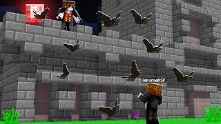 Breaking The Vampire Curse In Crazycraft | JeromeASF