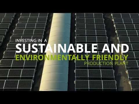 Diresco - Solar panels