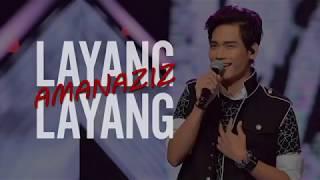 [MV Lirik] Aman Aziz - Layang-Layang
