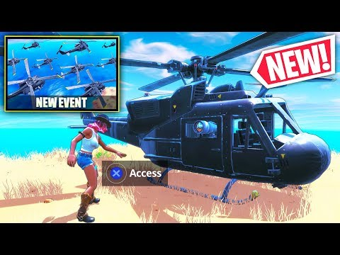 *NEW* HELICOPTER EVENT!! - Fortnite Funny WTF Fails and Daily Best Moments Ep. 997