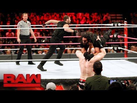 WWE Raw 102217 Full Show HD || WWE Raw 22 October 2017 Full Show HD