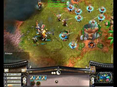 battle realms 3v3 clan vs ST