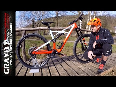 Specialized Enduro Pro Carbon 2017 | Mein neues Bike | Hometrail [ENGLISH SUB]