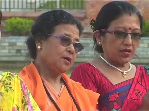 (Nepali bhajan बुद्ध भजन buddha Bhajan by Sita Laxmi Gorkhali...7 min, 54 sec)