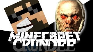 Minecraft: CRUNDEE CRAFT | CURSE OF INSANITY!! [9]