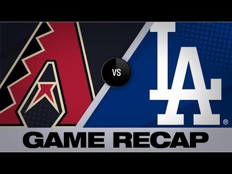 Video: Kelly's heroics fuel D-backs past Dodgers | D-backs-Dodgers Game Highlights 8/9/19