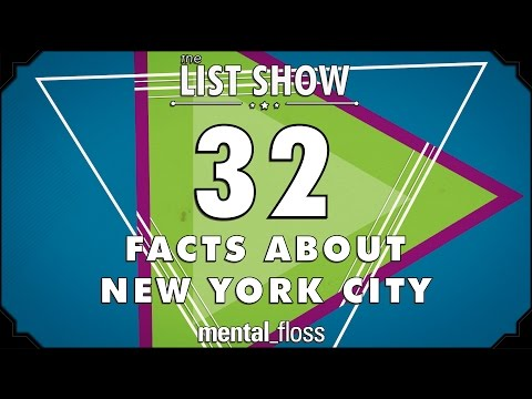 32 Facts about New York City