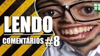 Video GANHEI MAIS UM INSCRITO - LENDO COMENTÁRIOS #8 MP3, 3GP, MP4, WEBM, AVI, FLV Juli 2018