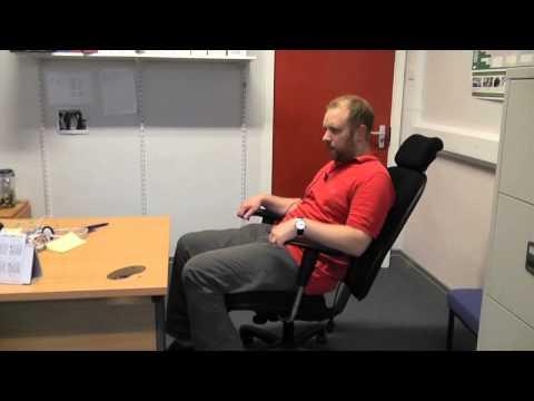 Zenith ergonomic office chair review