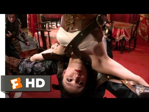 The Man With the Iron Fists (2012) - Gemini Fight Scene (4/10)   Movieclips