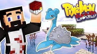 MINECRAFT PIXELMON EVOLVED! - EP02 - Generation 1! (Pokemon In Minecraft)