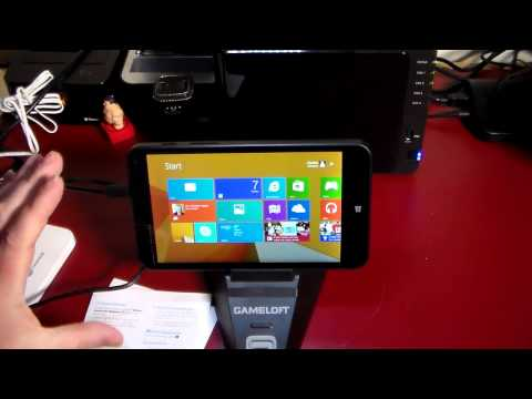 HP Stream 7 Unboxing & Quick Overview A Full Windows 8.1 Tablet for $99