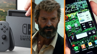 Nintendo Switch STOLEN + Logan BEST Comic Movie EVER? + Samsung Boss Arrested - The Know