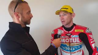 Interview avec Moto Revue - Bol d'Or 2018