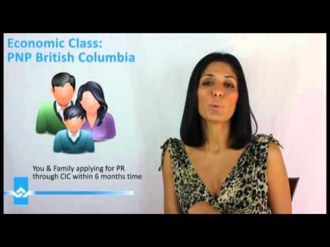 PNP British Columbia Video
