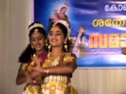 Malayalam Padam - My 1st choreography .... thanks to all Enamakkal Parish people who trusted & supported me even though I am not good at classical dance... Anyway, after this ...