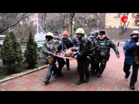 Black Thursday 20 February Kyiv