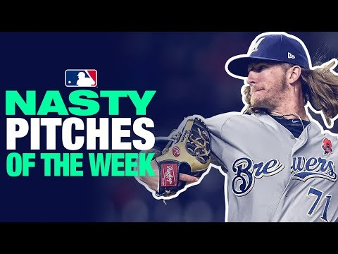 Nastiest Pitches Of The Week (7/10 To 7/16) | MLB Highlights