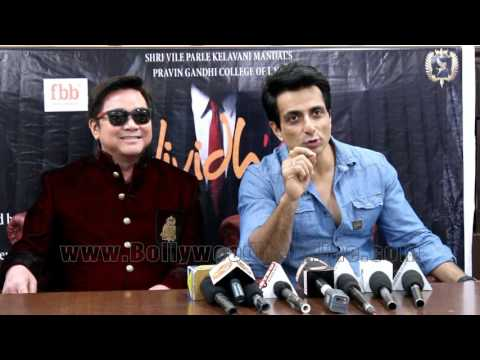 Sonu Sood & Stanley Tong Promotes Kung Fu Yoga