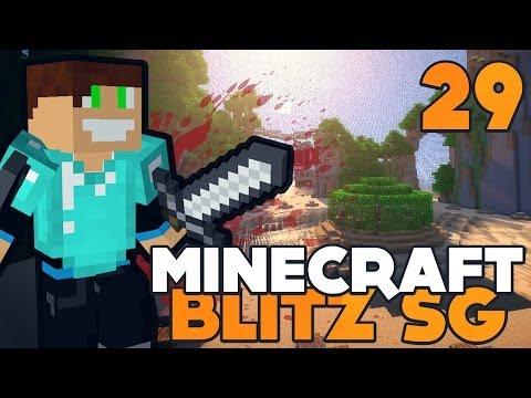 Minecraft - Igrzyska Śmierci (Blitz SG) #29 - Czarna Butla | Vertez