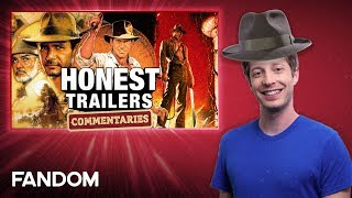 Honest Trailers Commentary | Indiana Jones Trilogy by Clevver Movies