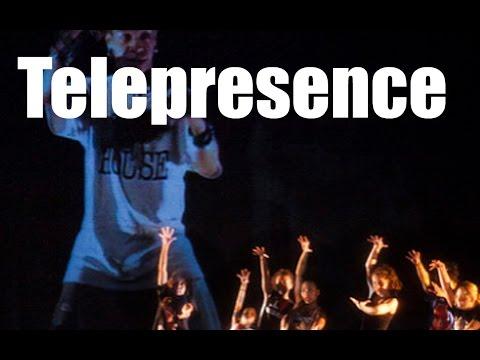 Globally Digital: Telepresence Rehearsals