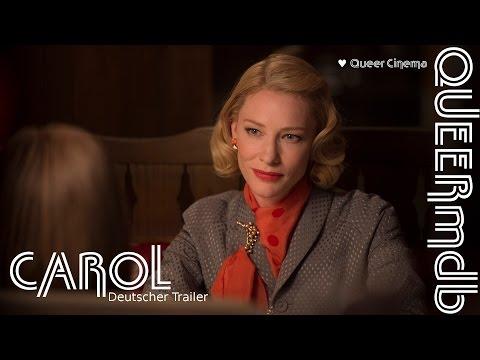 Carol (Film 2015) | Cate Blanchett -- lesbisch, bi [Full HD Trailer]