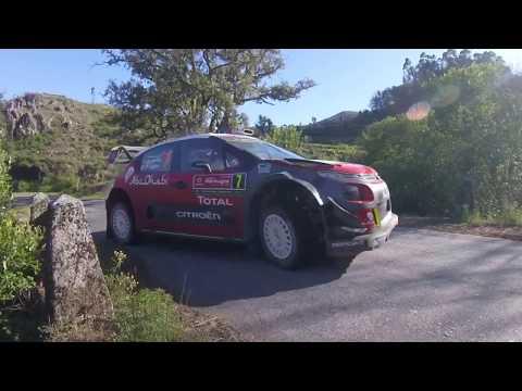 Rally Crash Compilation 2017