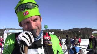 Renn 2011: Jon Almaas Var En Fornøyd Kar Etter årets Birkebeinerrenn